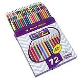 LolliZ® 72-Set Buntstifte