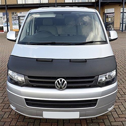 Preisvergleich Produktbild VW T5 Transporter & Caravelle Motorhaubenschutz Steinschlag Schutz 2009-2015