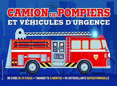 Camion de pompiers et véhicules d'urgence par Chris Oxlade
