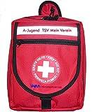WM-Teamsport Erste-Hilfe-Rucksack S2 PLUS DIN 13157 + Sport-Ausstattung inkl. Sprühpflaster