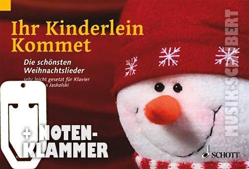 su-kinderlein-kommet-incluye-practica-partituras-la-22-mejores-canciones-de-navidad-muy-ligera-fijad