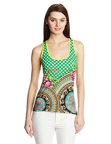 Indian By Manish Arora Women's Printed T-shirt