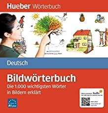 Bildwörterbuch Deutsch: Die 1.000 wichtigsten Wörter in Bildern erklärt / Buch