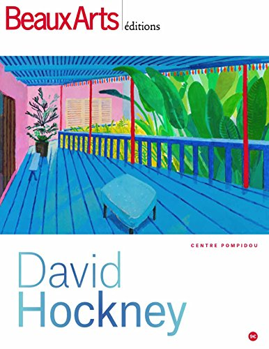David Hockney : Centre Pompidou par Collectif