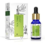 Rey Naturals Tea Tree Essential Oil for Skin, Hair and Acne care - 15 ML