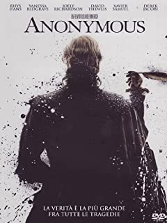 Anonymous by Rhys Ifans