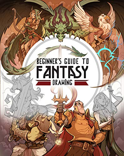 Beginner's Guide to Fantasy Drawing di 3dtotal Publishing