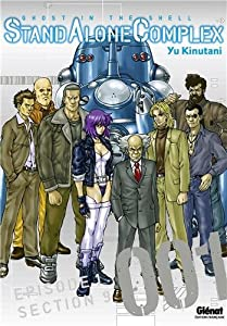 Stand Alone Complex Edition simple Tome 1