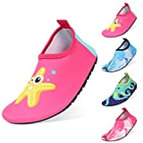 Best Water Shoes For Kids - Padcod Kids Adults Swim Water Shoes, Girls Boys Review