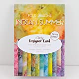 Klarheit Designer-Karten, Petite Edition, Indian Summer