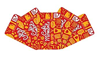 Café Coffee Day Gift Card -Rs. 100, Pack of 1,000