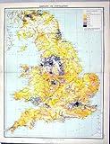 Telecharger Livres Homme 1891 d Ile de Population de Densite de l Angleterre de Carte de Bartholomew (PDF,EPUB,MOBI) gratuits en Francaise