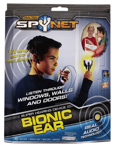 Giochi Preziosi 70017601 - Spy Net Abhörgerät (Spy-wand)