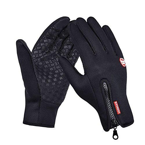Multifunktionale Touchscreen Handschuhe, Winddicht Radfahren Coldproof Outdoor Freizeit Camping Erholung Thermohandschuhe Test