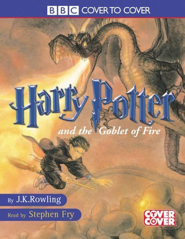 Harry Potter and the Goblet of Fire (Book 4 - Part 1 - 7 Audio Cassette set) by J.K. Rowling (2001-04-02)