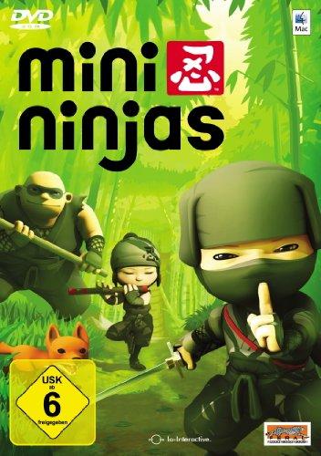 Mini Ninjas - [Mac]