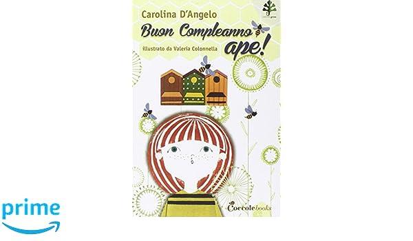 Amazon It Buon Compleanno Ape Professor Ulisse Carolina D Angelo