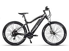 Fitifito MT27,5/27,5 Plus Zoll Elektro-Mountainbike Modern, Robust und mehr POWERED Fahrspaß Technische Details  Akku: 36V 13Ah 468Wh LG Cells Lithium-Ionen/36V 14.5Ah 522Wh Samsung Cells Lithium-Ionen USB Akku-Ladezeit: 4 - 5 Stunden Akku-Reichweite...