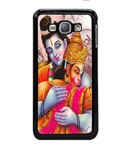 PrintVisa Designer Back Case Cover for Samsung Galaxy J1 (6) 2016 :: Samsung Galaxy J1 2016 Duos :: Samsung Galaxy J1 2016 J120F :: Samsung Galaxy Express 3 J120A :: Samsung Galaxy J1 2016 J120H J120M J120M J120T (child dog puppy female cute)