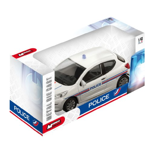 Machine Security France 1:43 (Assortiment)
