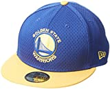 New Era Nba Sports Mesh Golden State Warriors Otc - Cappello da Uomo, colore Blu, taglia 8 0/0
