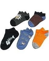 5 Paar s.Oliver Socken Strümpfe Kinder, Jungen, 5er Pack, Sneakersocken, viele Farben, S24137
