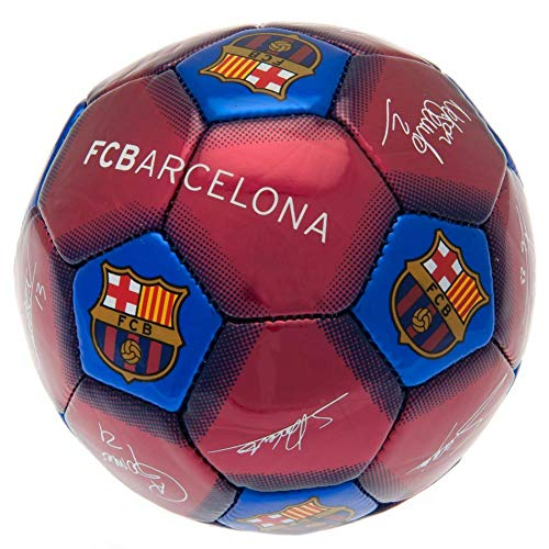 Offizieller FC Barcelona Signature Mini-Ball, Größe 1 -