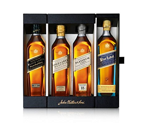 Zoom IMG-1 johnnie walker assortimento 200 ml