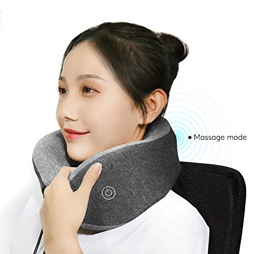 Xiaomi Multi-Function U-Shaped Neck Pillow Massage Lightweight 95{1015f9e9db8e222378b6210ecdf55d854868443bc5ca497794e5e2e19cf8acde} Cotton