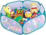 Childrens Kids Pop Up Ball Pit Play Baby Ball Pool (Balls Not Included)