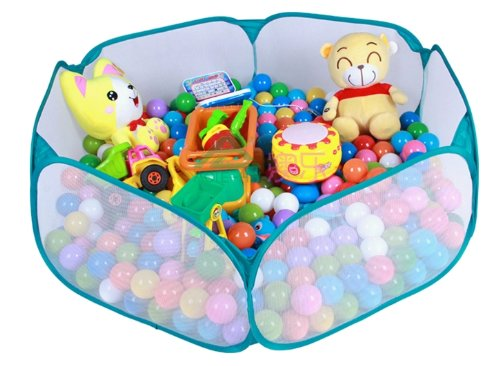 Kinder-Pop-Up-Ball-Pit-Play-Baby-Ball-Pool-Blle-nicht-im-Lieferumfang-enthalten