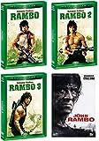 RAMBO - Quadrilogia (La Trilogia + John Rambo) (4 Dvd)