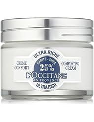 L'Occitane Shea Ultra Rich Comforting Face Cream unisex, Gesichtscreme, 1er Pack (1 x 50 ml)
