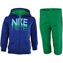 Nike Kids Tracksuit niños chándal bebé azul