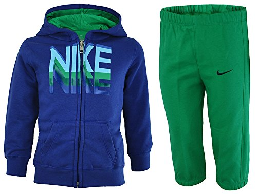 Nike Kids Tracksuit niños chándal bebé azul Nike