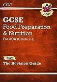 New Grade 9-1 GCSE Food Preparation & Nutrition - AQA Revision Guide (Paperback)