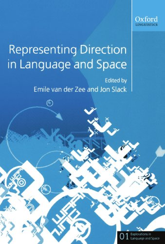 Representing Direction in Language and Space (Explorations in Language and Space)