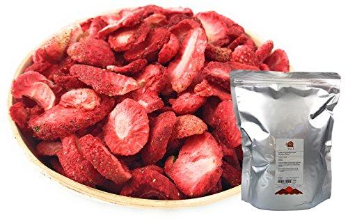 TALI Erdbeeren gefriergetrocknet, Scheiben 300 g