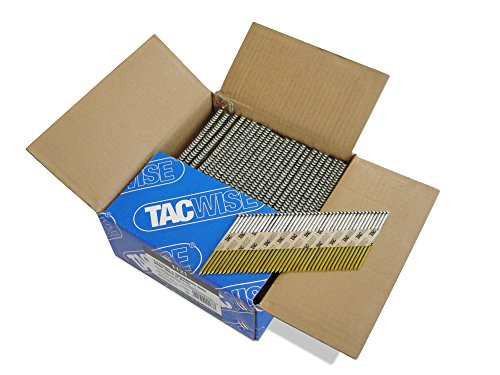 Tacwise 1121 Boîte de 2200 Clous galvanisés de finition...