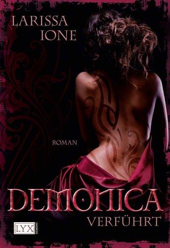 Buchseite und Rezensionen zu 'Demonica: Verführt' von Larissa Ione