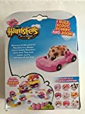 Zuru Hamsters in a house ~ Scurry Car ~ Peanut