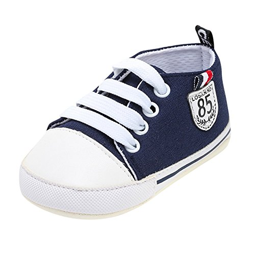 Anglewolf Newborn Casual Sneakers Toddler Baby Girls Boys Letter Print Solid Soft Sole Indoor Slip-On Fashion Laceless Light Wedding Princess Party Single Shoes Canvas Boots