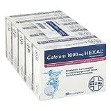 Calcium Hexal 1000 mg Brausetabletten, 100 St.