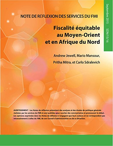 Fair Taxation in the Middle East and North Africa par Mario Mansour
