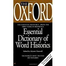 Oxford Ess Dict of World Histories