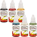 Best Master Airbrush Airbrush Paints - 6 Color Primary Kit: Custom Body Art -6 Review