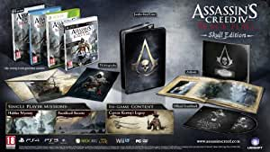 Assassin's Creed IV: Black Flag - Skull Edition (Xbox 360)