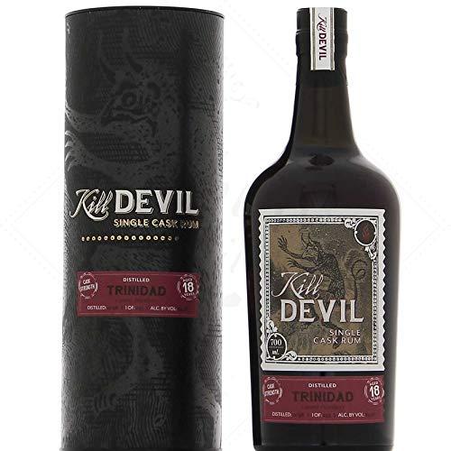 Caroni 18 Year Old 1998 Trinidadian Rum - Kill Devil Dark Rum