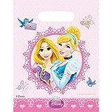 amscan 6 Pochettes - Bag Surprise Princesse pour Anniversaire