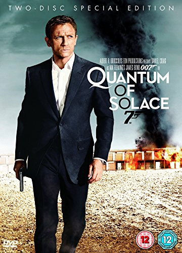 51LKUGBf10L - NO.1 BETTING Quantum of Solace (Two-Disc Special Edition) [DVD] [2008] Reviews